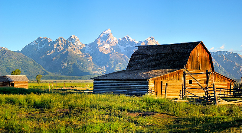 National Park Tour: Grand Teton & Yellow Stone National Parks